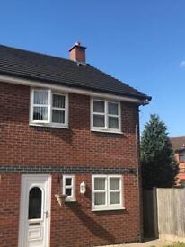 Riverside 3 bedroom, new house to rent, very quiet area in Runcorn NO FEES
