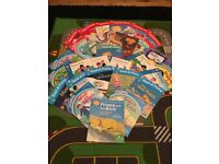 Oxford reading tree - level 3 and 4 reading book mix