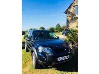 Land Rover Freelander V6 HSE Auto 4x4, FSH, Full MOT, Parking Sensors a Good Looking Jeep