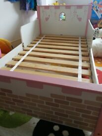 Toddler bed and mattress cost £340 new!