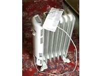 Portable on Wheels - Dimplex Oil Filled Radiator