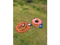 Caravan electric cable (2)