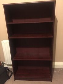 Used bookcase in good condition.