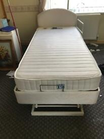 Electric Disabled Bed