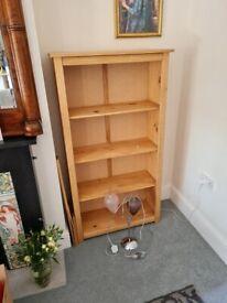 Free Pine Book Shelf