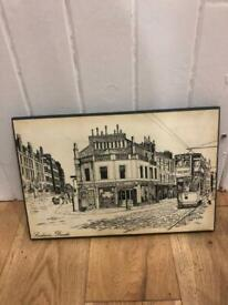 Small vintage Dundee picture