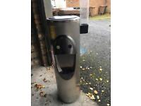 Sold - Stainless Steel Water Cooler