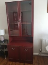 2 cupboards