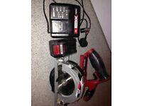 Ozito Power X Change 18V Cordless Circular Saw