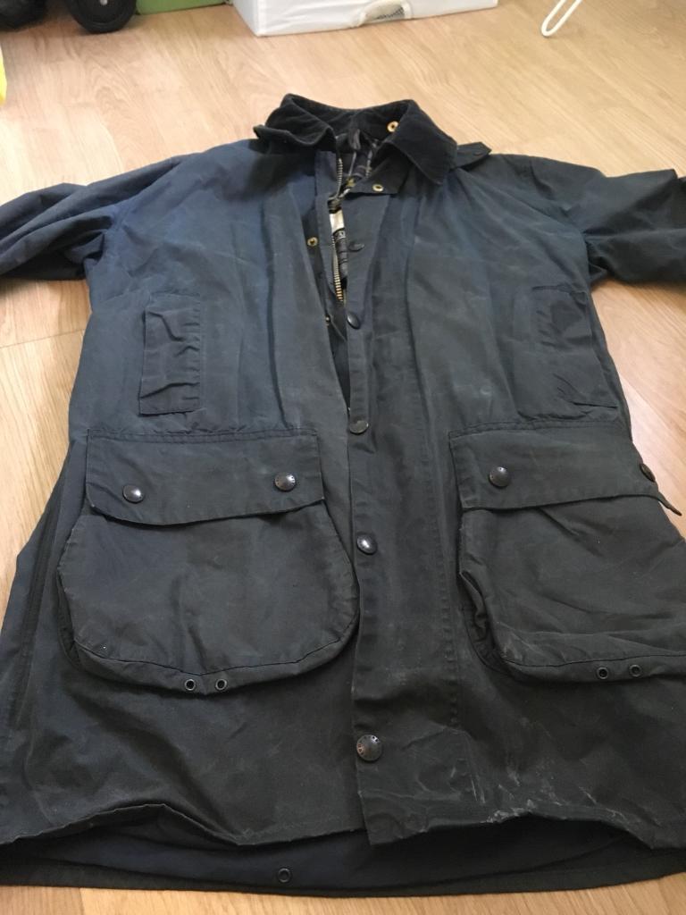 Genuine Barbour jacket/coat