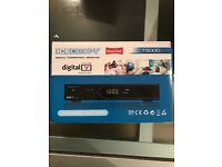 Digital receiver/ freeview