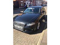 Audi A4 08 2.0 TDI 143BHP