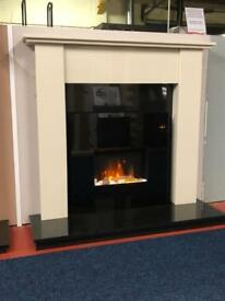 Ex Display Fireplace & Electric Fire
