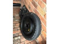 Spare tyre / space safer kit Ford Focus (unused)