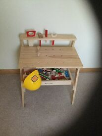 Kids Work Bench.