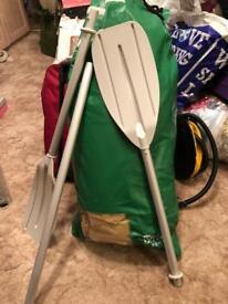 Blow up canoe / kayak