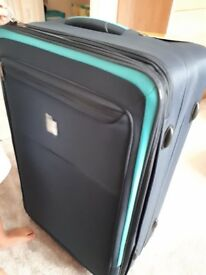Suitcase Luggage skyline london 75 x 46 x 27
