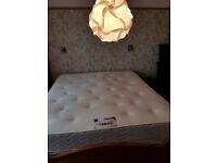 Superkingsize mattress good as new