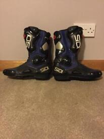 Men's motor cycle boots