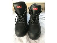 New Safety Boot