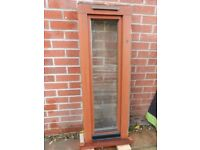 Wooden Double Glazed Tilt and Turn Window