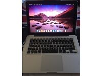 Apple Macbook Pro MD101B 13 Inch 4GB 500GB Laptop MID 2012
