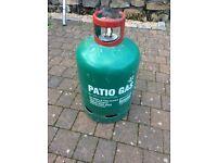 Patio gas full
