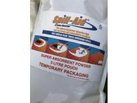 Spill Aid x 3 Packs (5 Litre Pouch)