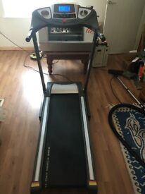 Treadmill body sculpture