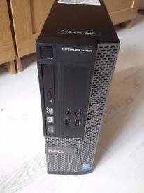 Dell OptiPlex 3020 SFF 4th gen i5 4570 @ 3.20GHz 8GB RAM 500GB HDD Win 10 Pro