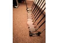 Dunlop women's beginner golf clubs and bag
