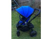 iCandy peach 3 cobalt pushchair single