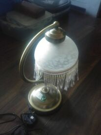 Lovely art deco style table lamp.