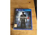 PS4 game new