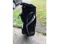 Wilson Cart Bag for sale