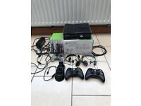 Xbox 360s 250gb and games