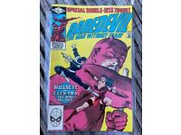 20+ daredevil and captain america comics from the 80s