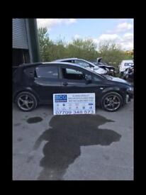 2008 seat Leon parts breaking bcg