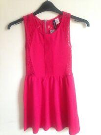 Dress size 8 H&M