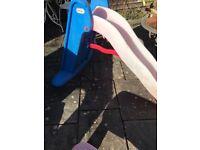 Little tikes larger slide