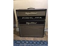 Guitar Amplifier Statesman by Hughes and Kettner. Excellent Condition