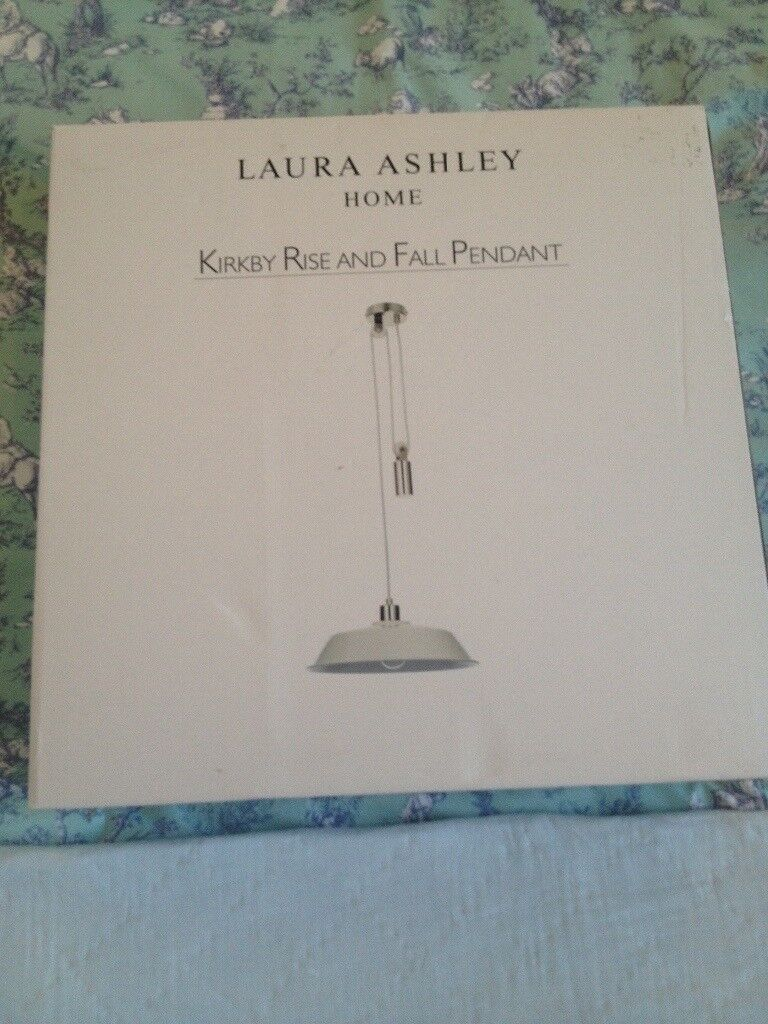 Laura Ashley Kirkby Rise And Fall Pendant In Prestwick South Ayrshire Gumtree