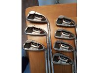 Brand new (ex display) Ping G20 irons.