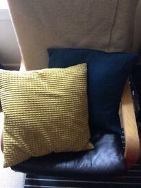 3 pillows