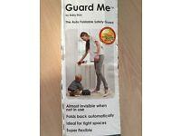 BabyDan Auto foldable safety guard NEW RRP 50 pounds