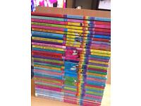 Pre owned Rainbow Magic Fairy Books Set Of Books Collection Job Lot 94 - fiction