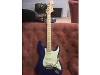 2017 MIM Stratocaster Deluxe