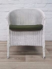 Lloyd Loom Chair (DELIVERY AVAILABLE FOR THIS ITEM OF FURNITURE)