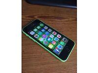 Apple Iphone 5c 8GB green EE