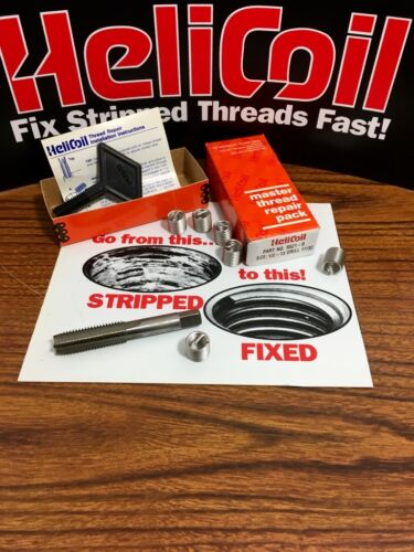 Thread Repair Kit  1/2-13 UNC SAE  With 6 Inserts   5521-8  On SALE 21.95